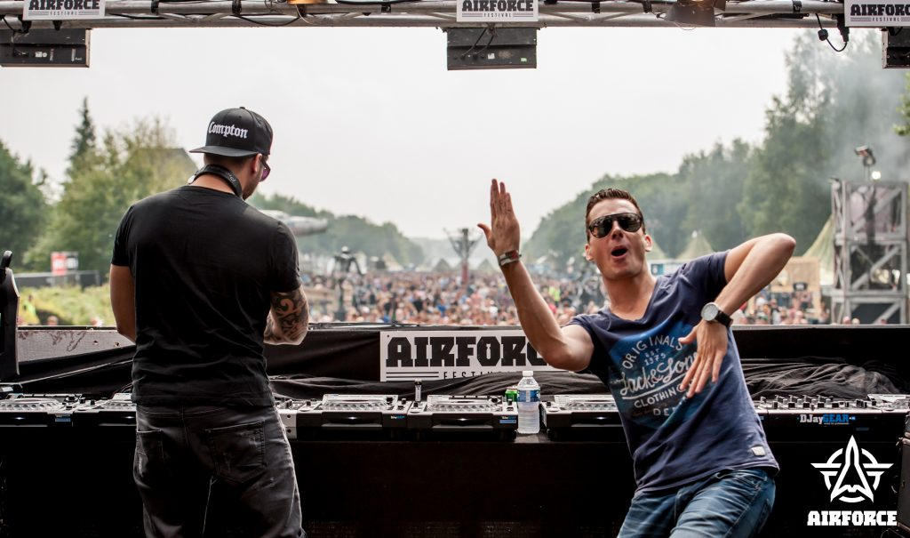 AIRFORCE Festival 2016 Livesets