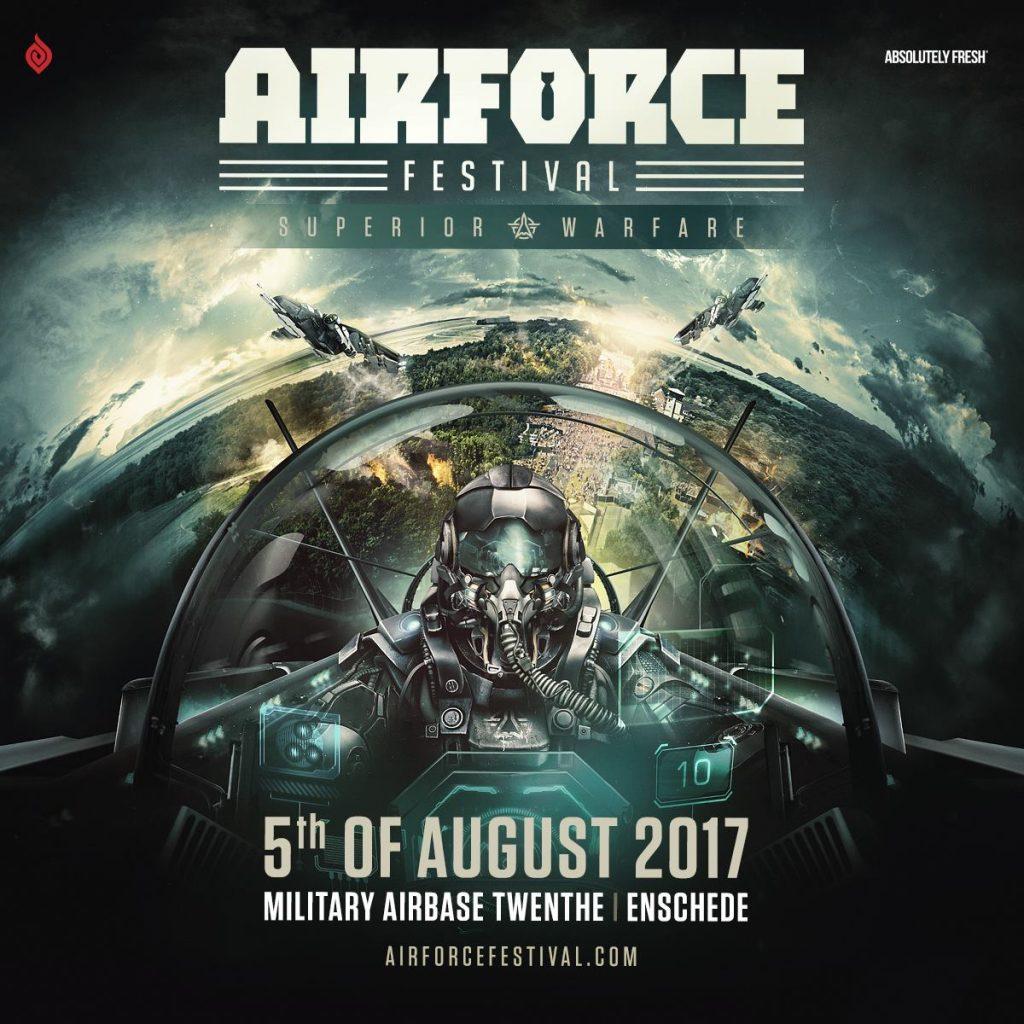AIRFORCE Festival – Superior Warfare