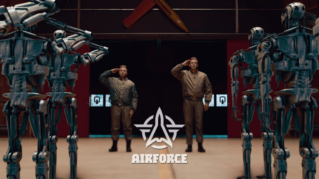 Official AIRFORCE Festival 2017 Anthem online!