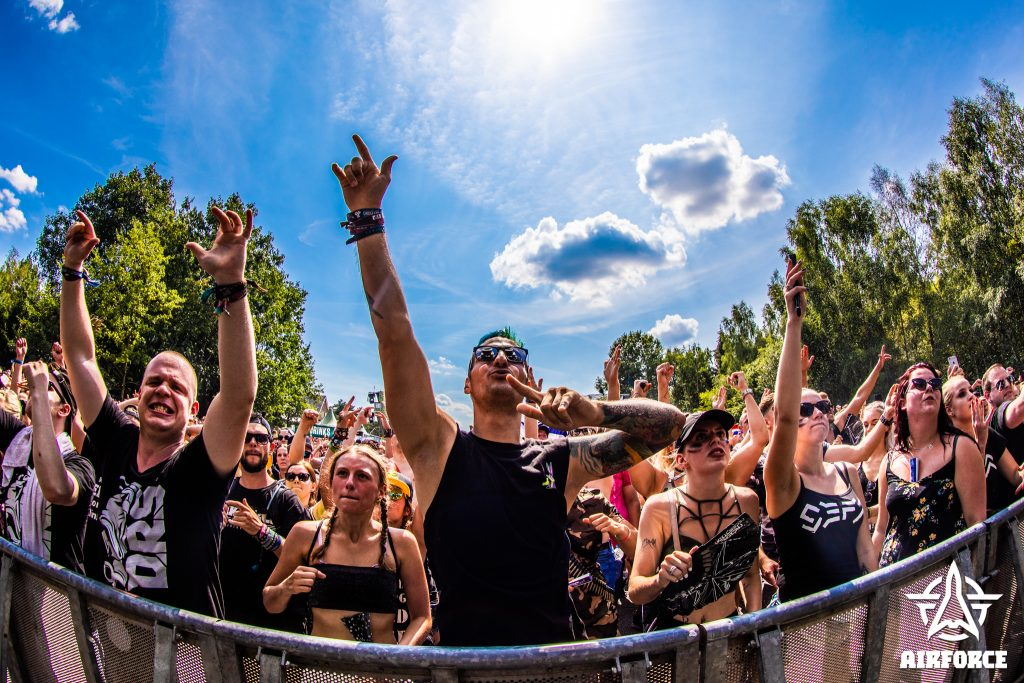 Fotos AIRFORCE Festival 2018 – Unified Demolition online